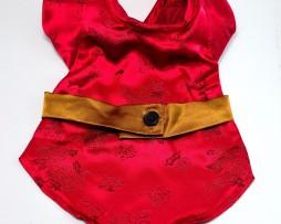 Red Dog Kimono