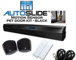 Automatic Patio pet door