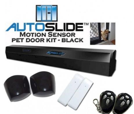 Automatic Patio pet door