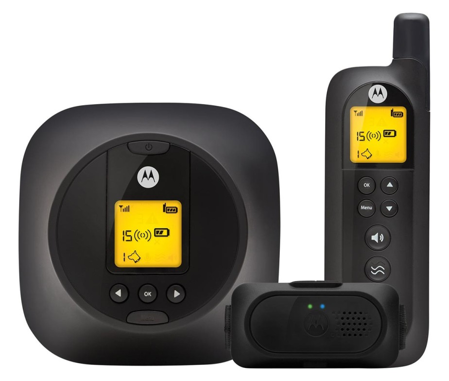 Motorola Wireless Fence With Remote Trainer For Home And